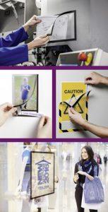 Duraframe plakátkeret